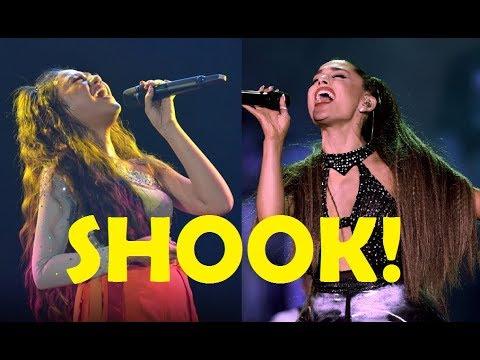 8 TIMES FEMALE SINGERS SHOOK us!!