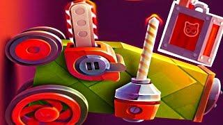 GIANT BOX TIME!  - C.A.T.S. Crash Arena Turbo Stars