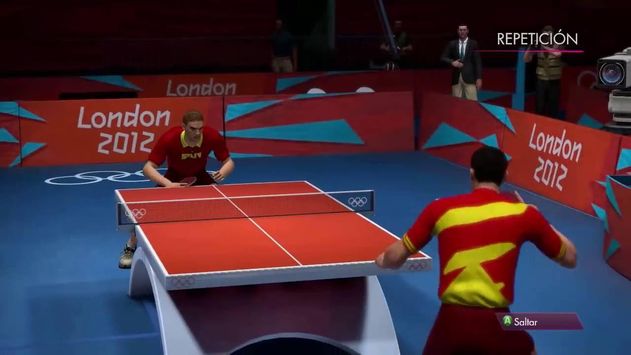 juegos olimpicos gamer rio 2016 deporte tenis de mesa
