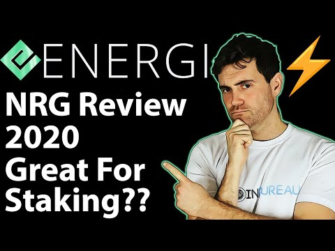 Energi Coin Review: All You NEED To Know