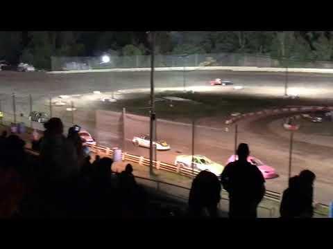Hilltop Speedway - Ministock Feature - 6/14/19