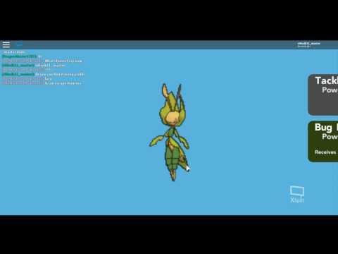 How to EV train speed real quick! (Pokemon Brick Bronze)