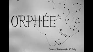 ORPHÉE / ORPHEUS (1950) with subtitles / subtítulos / Untertitel