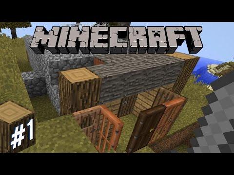 Minecraft Survival Indonesia | Rumah Baru GOGOGOY! #1
