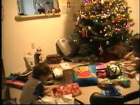 Christmas 1997 on Omaha Drive