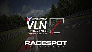 8 // iRacing VLN Endurance Championship