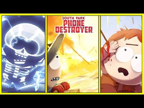 USING ALL ADVENTURE SPELLS IN ONE DECK! | South Park Phone Destroyer!