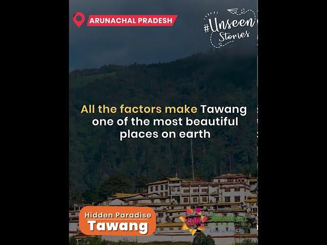 Tawang Tour | Unseen Arunachal Pradesh | Sun touriism