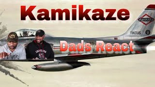 DADS REACT | EMINEM x KAMIKAZE | BREAKDOWN