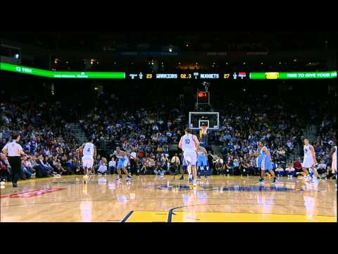 Brandon Rush`s Buzzer-Beater