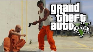 GTA 5 Online HEISTS - The Prison Break Heist (Part 3) - FINALE! (GTA V Online)