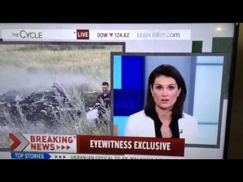 MSNBC Pranked Live On Air During Malaysian Airlines Flight MH17 Coverage
