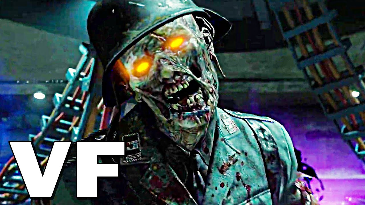 CALL OF DUTY Black Ops Cold War ZOMBIES Trailer VF (2020) 4K