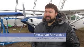 Большие проблемы малой авиации в Омской области