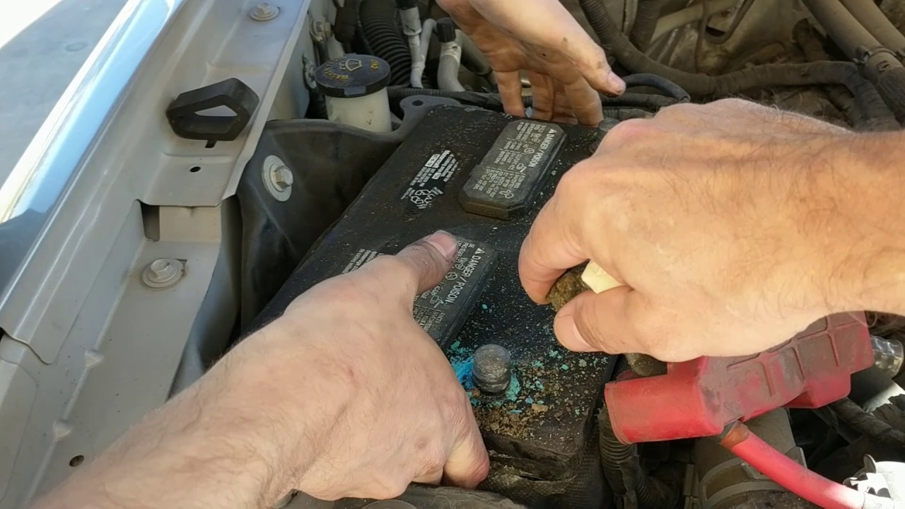 How To Change A Battery In Ford F150 Truck Autozone Installed It