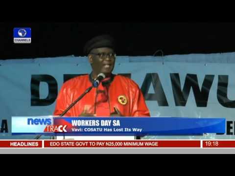 ANC, Communist Party Make Up Tripartite Alliance