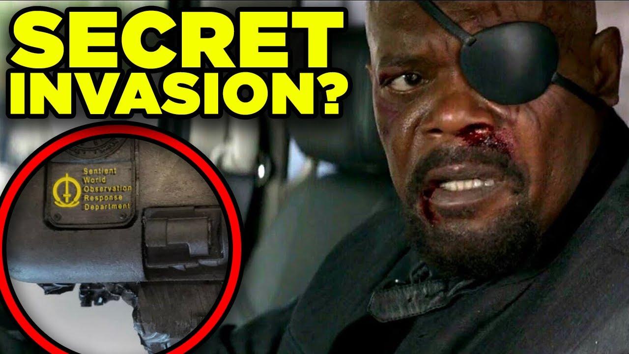 Next Avengers Movie? Nick Fury Agents of SWORD on Disney+ Explained!