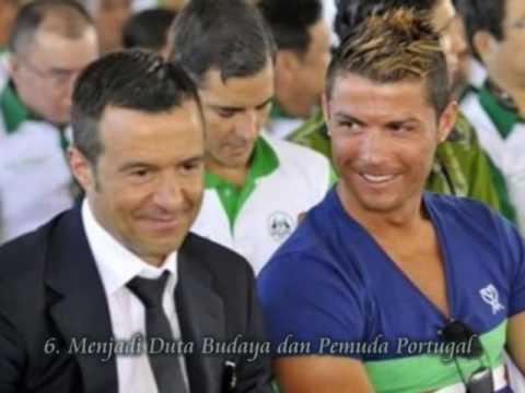 10 Perbedaan Cristiano Ronaldo 7 Dari Pemain Bintang Lainnya