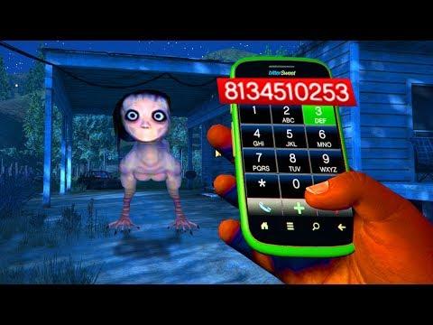 Я позвонил момо в GTA 5 и она пришла ко мне!!!😱