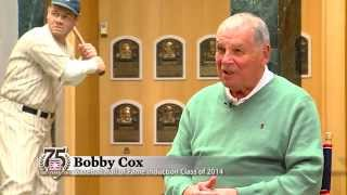Bobby Cox Full Interview - 2014 Baseball Hall of Fame Inductees