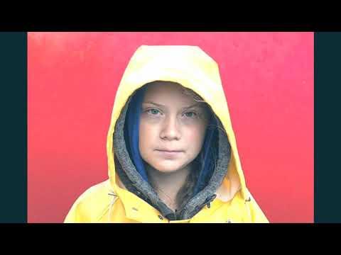 Greta Thunberg @COP 24 - dark island remix