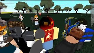 EMMETT CULT WAS IN CHUCK LLOYD'S GAME!!!   ROBLOX
