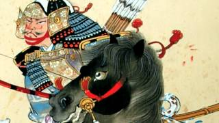 Culture in Motion: Samurai Scroll Detail - Illumination Magazine