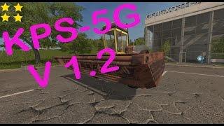 """[""""KPS-5G V1.2"""", """"KPS-5G"""", """"Mod Vorstellung Farming Simulator Ls17:KPS-5G V1.2""""]"""