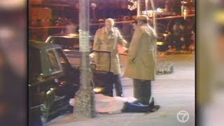1985 mob hit: The murder of Gambino boss Paul Castellano outside Sparks Steak House