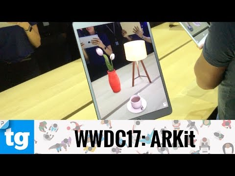 ARKit Makes Augmented Reality More Immersive