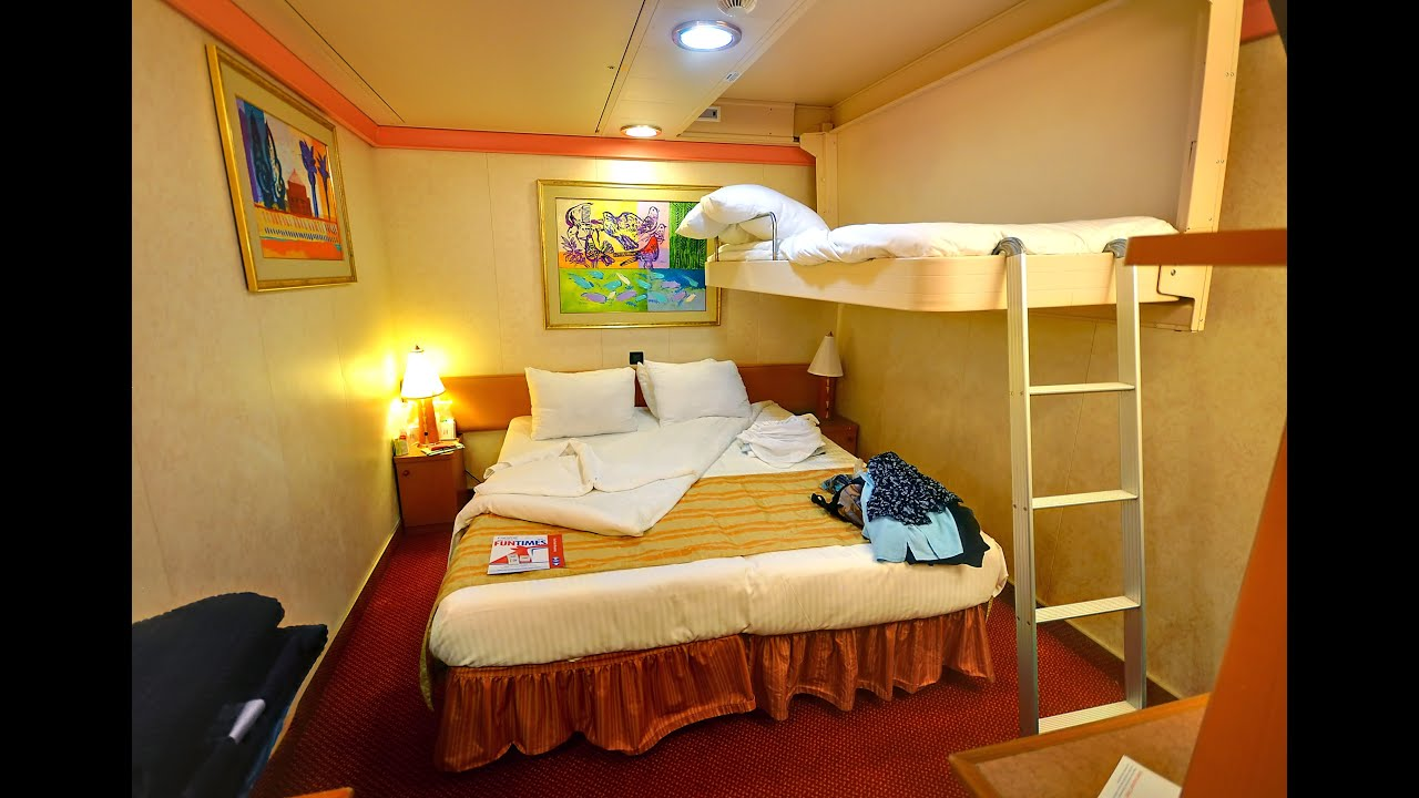 Carnival Cruise Inside Stateroom Tumblr  Punchaoscom