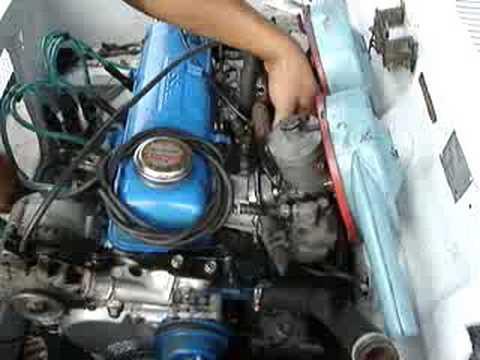 Datsun Cherry X1-R A15 motor
