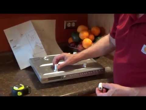 How to Install an Under Cabinet Radio - YouTube