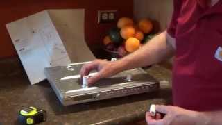 How to Install an Under Cabinet Radio