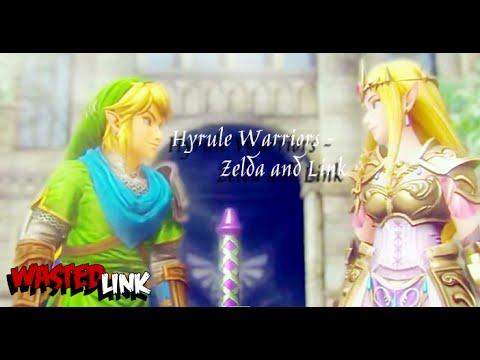 Hyrule Warriors Zelda And Link Love Story Amv Youtube
