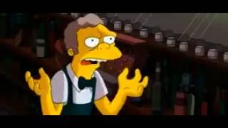 Трейллер Симпсоны в кино