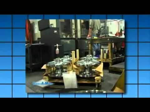 Trace-A-Matic, Large Part CNC Machine Shop Milling, Cost-Efficient, High Production Machining