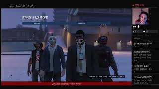 (GCTF) PASSING OUT MODDED CARS AND MONEY! GTA 5 Online PS4