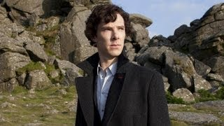 Benedict Cumberbatch on playing Sherlock Holmes