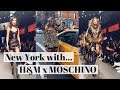New York Vlog: H&M x Moschino Fashion Show