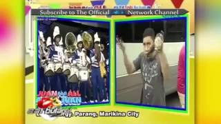 Juan for All, All for Juan - Sugod Bahay: Jose the Band Conductor (English subtitles)