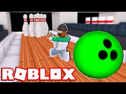New Escape The Bowling Alley Obby In Roblox Gamingwithkev