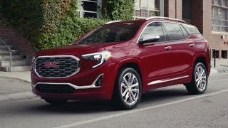 Introducing the all-new 2018 GMC Terrain