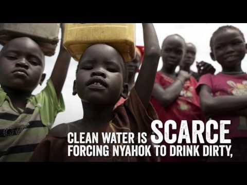 Nyahok's and South Sudan's 5th Birthdays