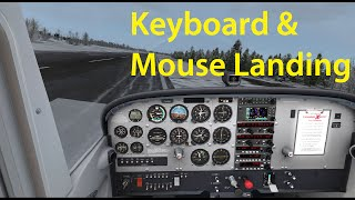 [FSX] Lost All USB Controllers mid-flight, Keyboard and Mouse Landing