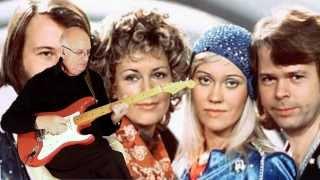 Hasta Mañana - ABBA - Instrumental cover by Dave Monk