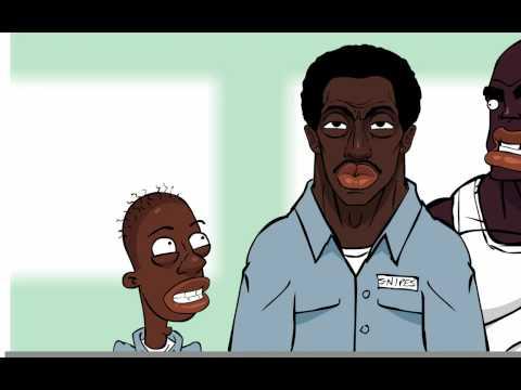 Wesley Snipes Goes 2 Jail by JohnnyUtah (HD)
