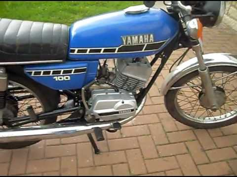 YAMAHA RS100 - YouTube