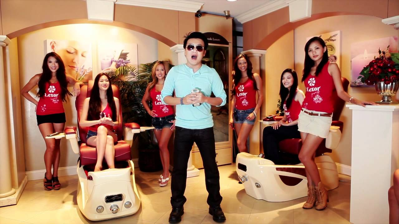 LEXOR Spa Chair - MVNC Sponsor - YouTube