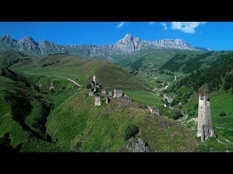 "Ancient Ingush Architecture | ""Tsori"""
